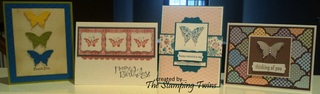 butterfly collection card class
